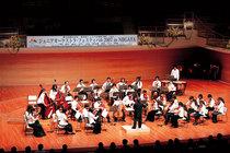 前回のジュニア・オーケストラフェスティバルより(2007年8月)