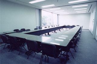 第1・第2会議室(両会議室を連結した状態)