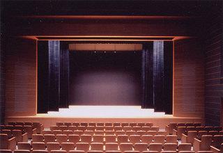 星のホール(小ホール・プロセニアム形式・250席)