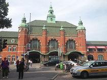 リューベック中央駅