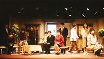 算段兄弟(近松ゴシップ) 1999年初演舞台写真