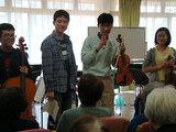 2012年3月 高齢者福祉施設訪問演奏会(はなかいどう)