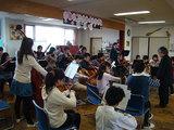 2013年3月 高齢者福祉施設訪問演奏会(どんぐり山)