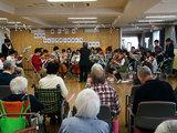 2014年3月 高齢者福祉施設訪問演奏会(恵比寿苑)