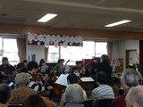 2015年3月 高齢者福祉施設訪問演奏会(どんぐり山)
