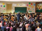 2012年12月 鶏鳴幼稚園クリスマス・コンサート