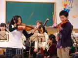 2013年12月 鶏鳴幼稚園クリスマスコンサート