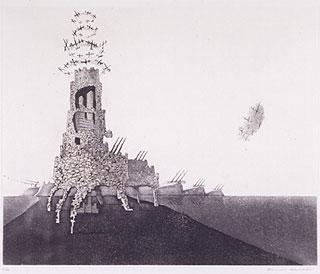 浜田知明《現代の長城》