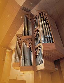 国際基督教大学宗教音楽センター オルガン演奏会