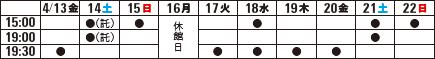 パラドックス定数