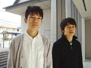 写真左 柴幸男/右 大石将弘