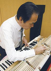 ピアノ大分解!