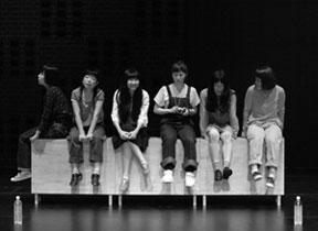 「塩ふる世界。」 撮影:松本和幸