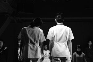 「理解」 撮影:小尾幸春