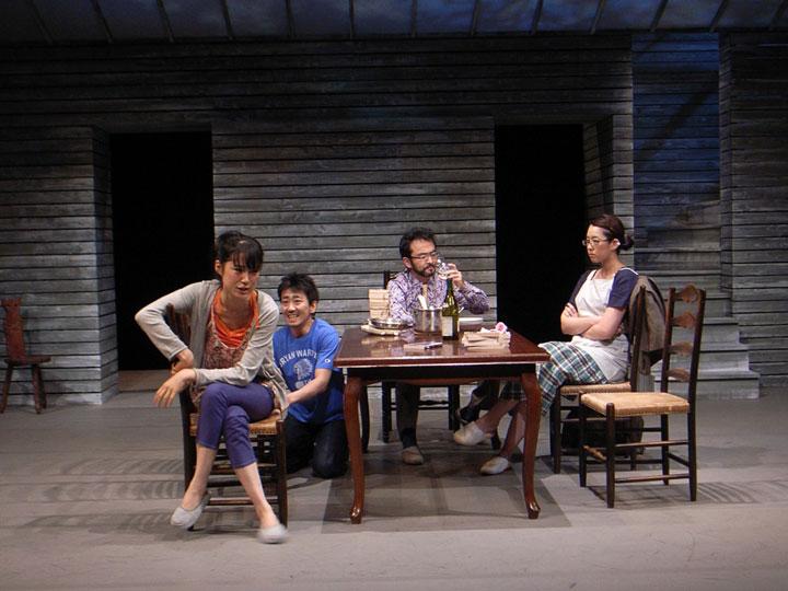 『新しい男』舞台写真/2009年