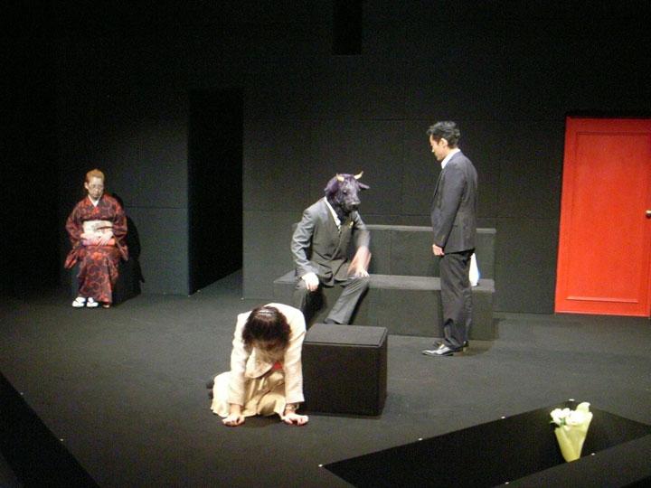 『探索』舞台写真/2011年
