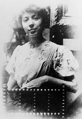 1907年24歳頃のマリー・ローランサン
