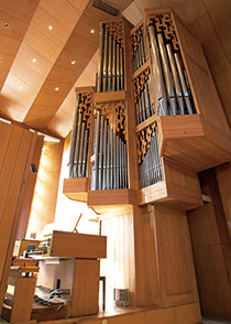 国際基督教大学礼拝堂