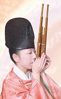 中村華子(笙)