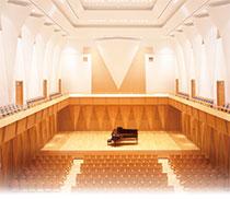 風のホールのピアノを弾こう!