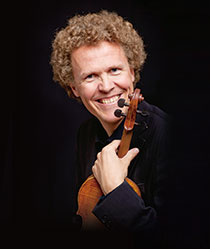 ヴァイオリン独奏、音楽監督:ゴットフリート・フォン・デア・ゴルツ ©Marco Borggreve