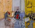 ラウル・デュフィ《五重奏》