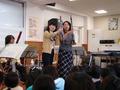 小学校訪問演奏アーティストによる「ニューイヤー・ファミリーコンサート」