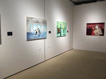 記憶のドラマ 依田洋一朗 展(2012年8月25日~10月21日)展示風景