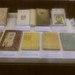 企画展示「太宰作品の装幀美」が始まりました。
