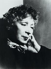 1950年65歳頃のマリー・ローランサン