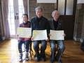 第3回山本有三記念館スケッチコンテスト 表彰式を行いました