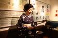 中村雅子さんによる「故郷」の朗読会が開催されました!