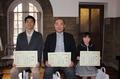 第4回山本有三記念館スケッチコンテスト 表彰式を行いました